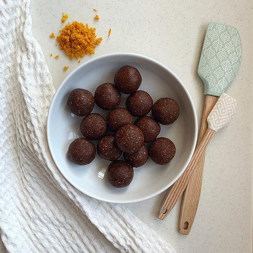 Cacao Orange Bliss Balls