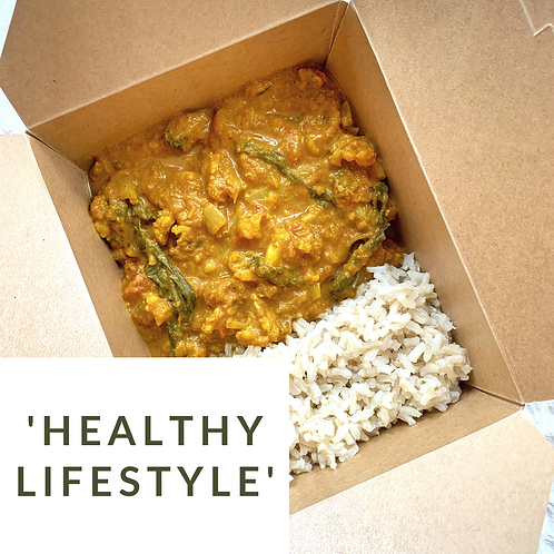 Healthy Lifestyle Package