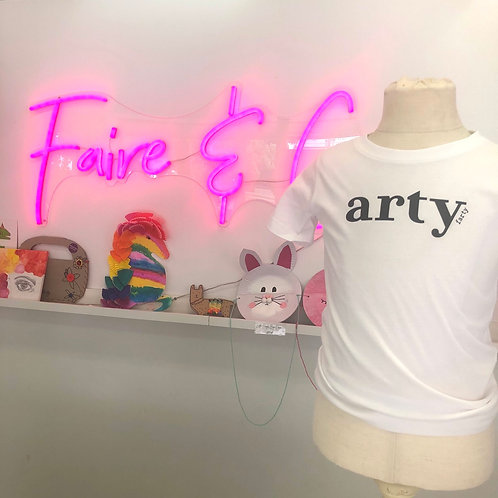 Arty Farty Tee