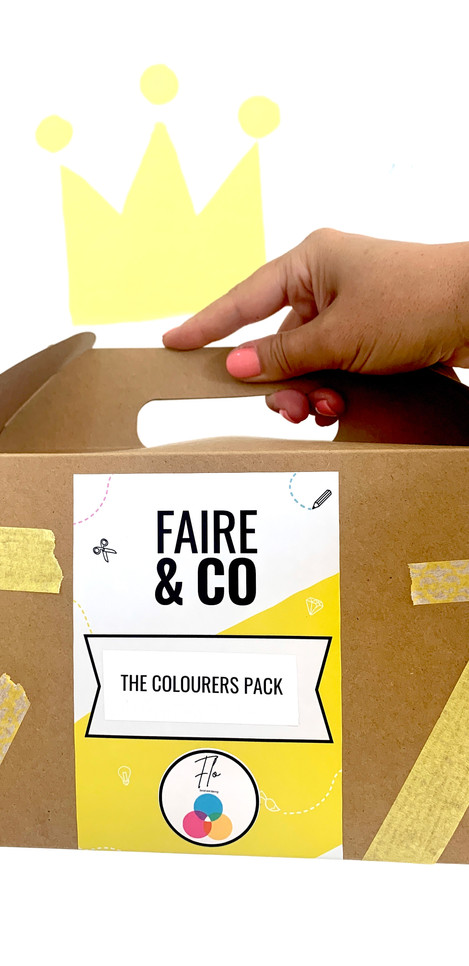 Flo: The Colourers Pack