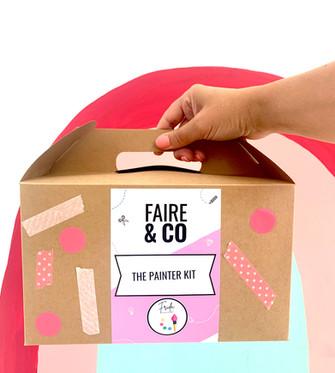 Frida: The Painters Kit
