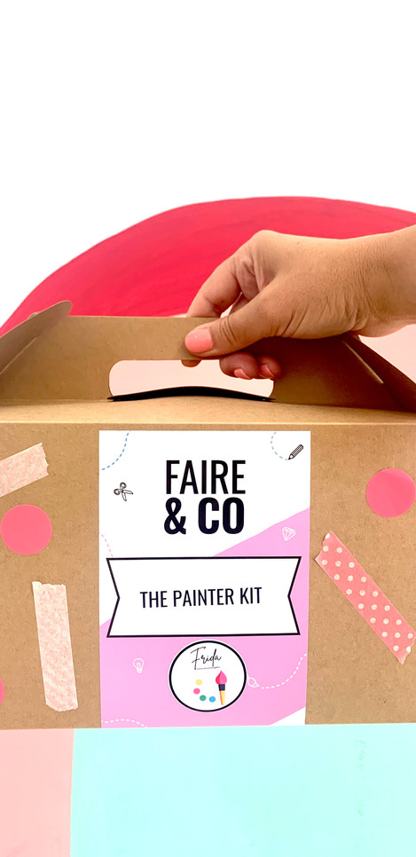 Frida: The Painters Kit