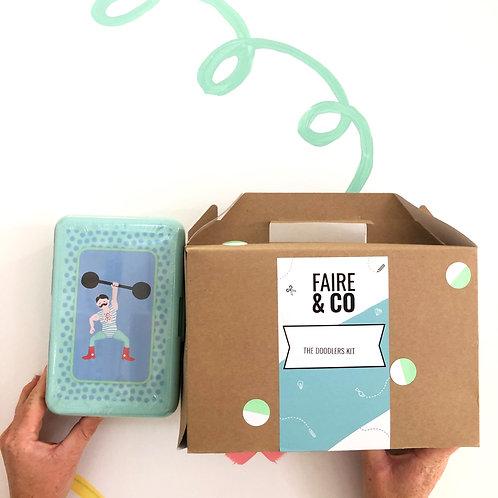 The Doodlers Kit: Fintan