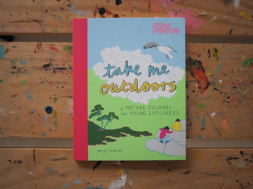 Take Me Outdoors Journal