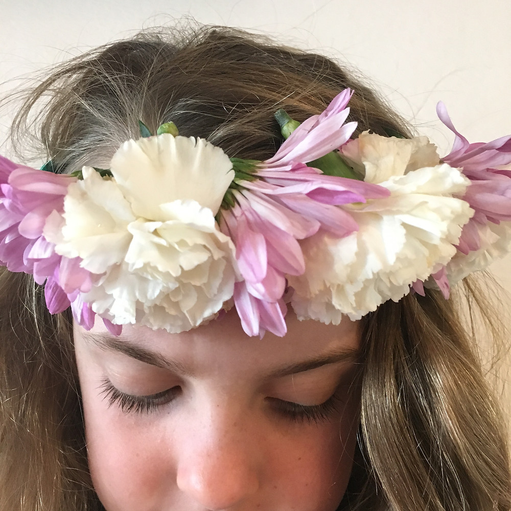 Kids Flower Crown
