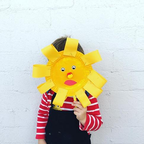 Summer Sun ....