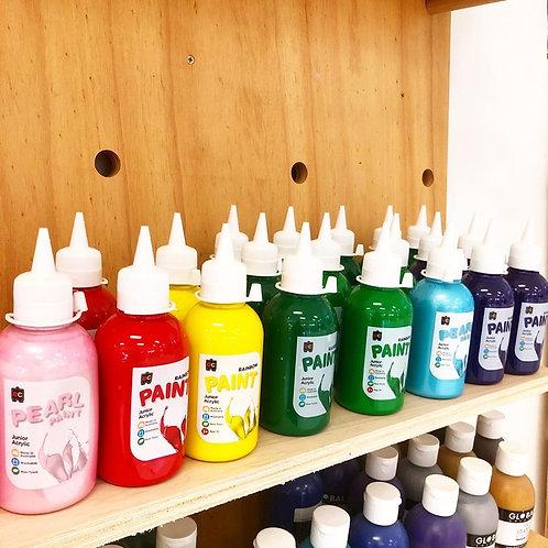 EC Kids Acrylic Paint 250ml