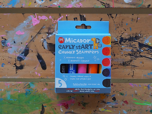 Micador Chunky Stampers 5 pack
