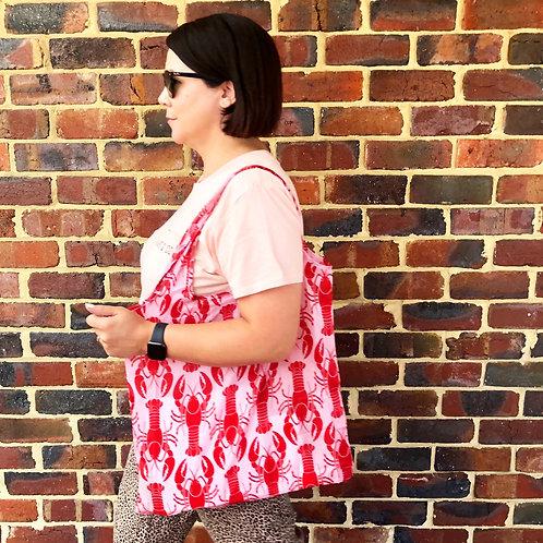 Shopper Bag: Lobster Love