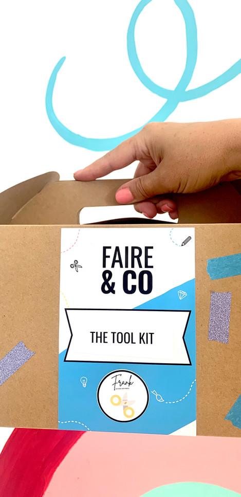 Frank: The Tool Kit