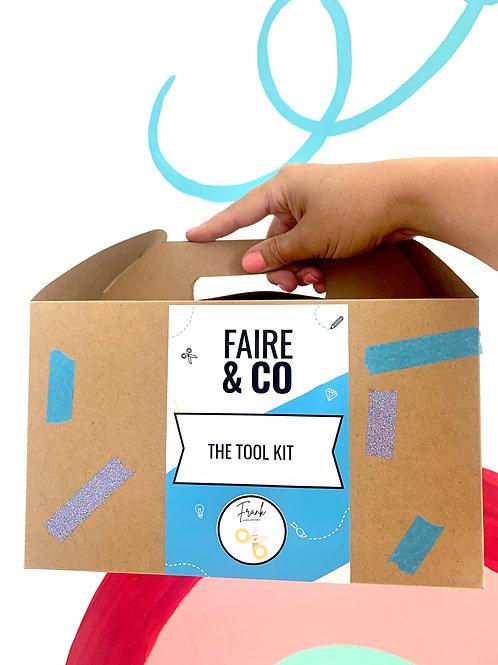 The Tool Kit: Frank