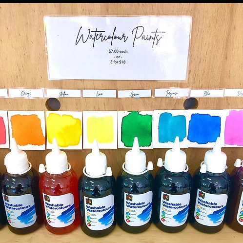 EC 250ml Watercolour Paint