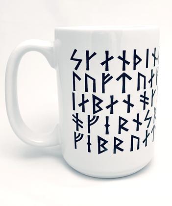Viking Rune Mug