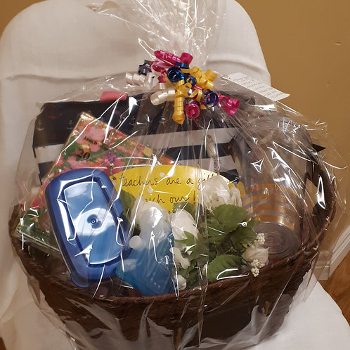 Gift Basket- For a Special Teacher