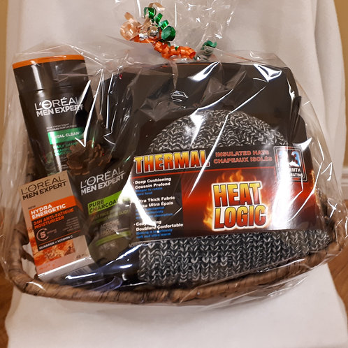 Gift Basket-Just for Him