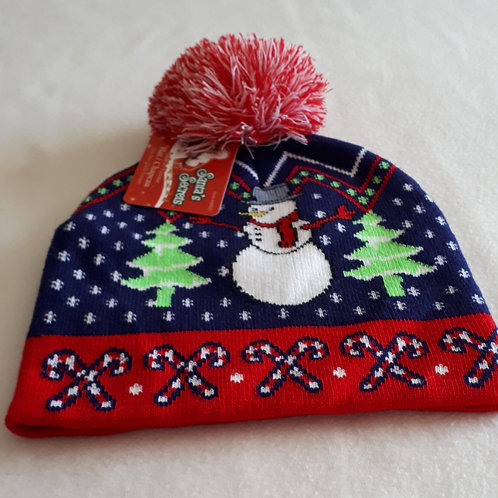 Santa's Secret Hat