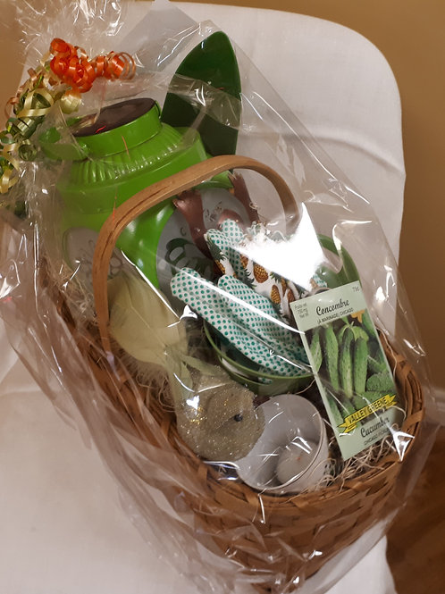 Gift Basket-For the Gardener