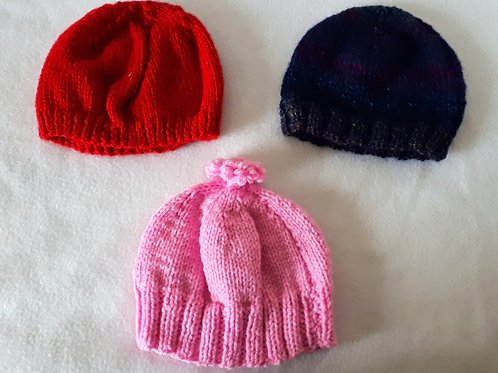 Knitted Toddler Beanies & Toque