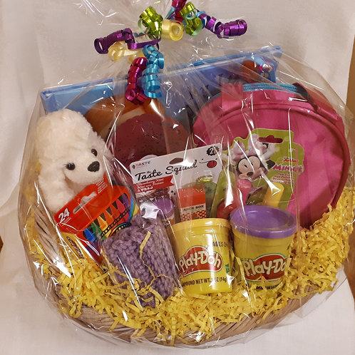 Gift Basket-Girls Activity