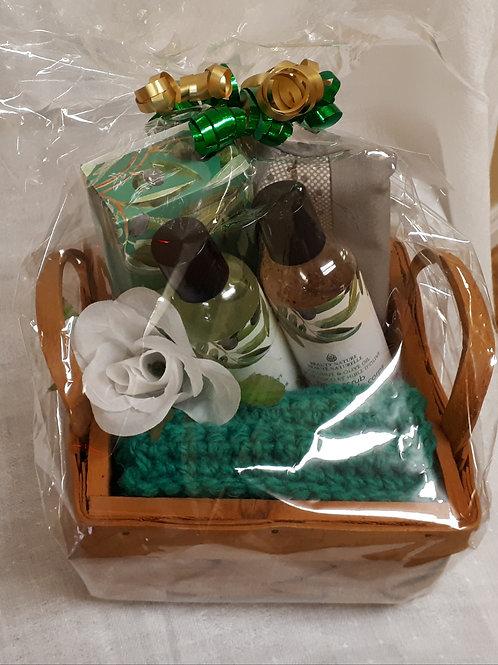 Gift Basket-Beauty Nature Spa