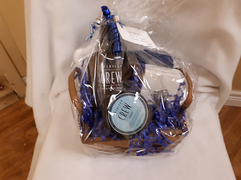 Gift Basket-Men's Crew Products