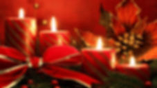 attractive-christmas-candlelight-hd-ipho