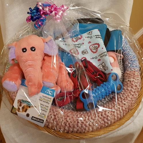 Gift Basket -Doggie Basket