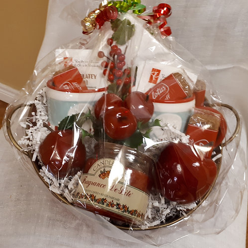 Gift Basket-Chocolate for Two