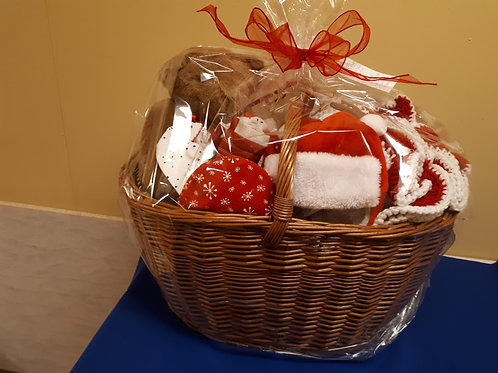 Gift Basket-Christmas(Baby Girl)