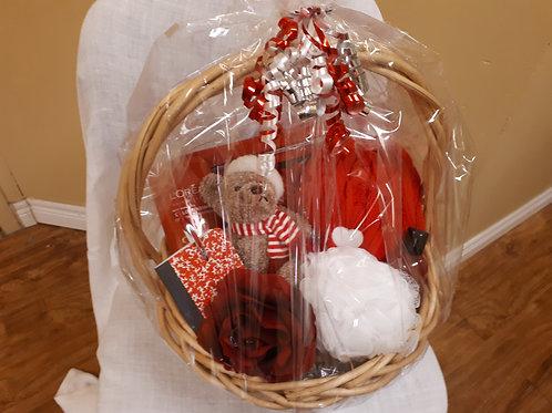 Gift Basket-Young Girls Spa