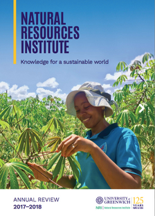 Natural Resources Institute - Annual Review 2016/17