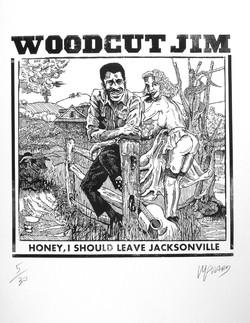 Woodcut Jim