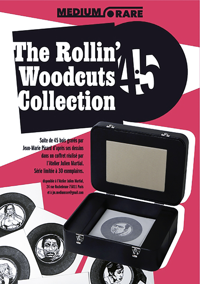 The rollin' woodcuts collection