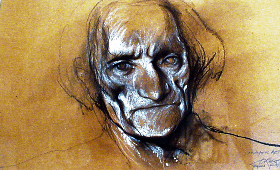 ARTAUD portrait (original)