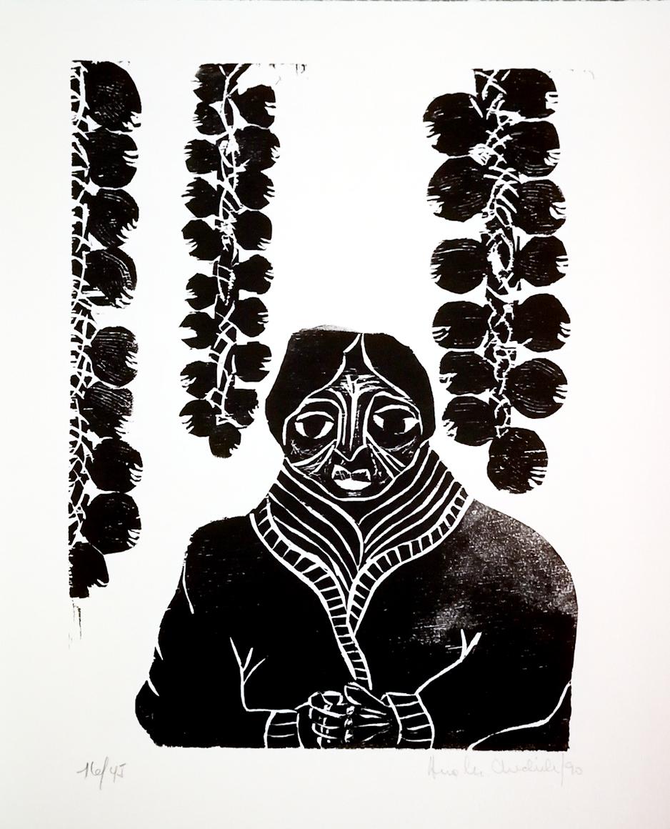 Ana Chechile - La marchande d'ail