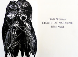Elbio Mazet -Le chant de moi-même
