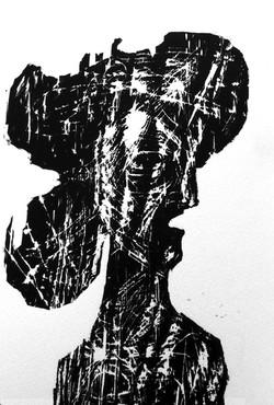 Elbio Mazet - Gravure Whitman