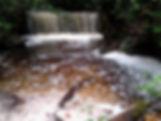 cachoeira em abril