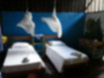 quarto duplo à Malocas Lodge