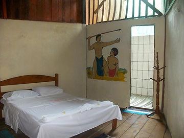 quarto casal à Malocas Lodge