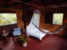 quarto lua de mel à Malocas Lodge