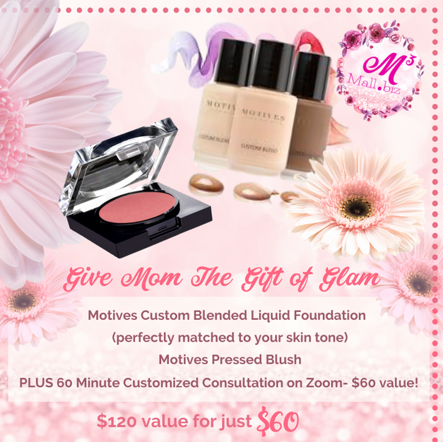 Mother's Day Foundation Gift Package