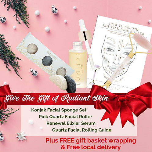 Holiday Skin Care Gift Bundle