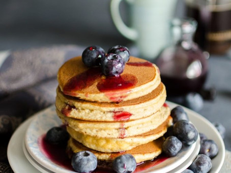 Grain Free Power Pancakes