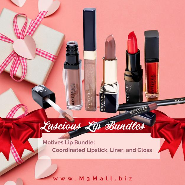 Valentine's Lip Bundle