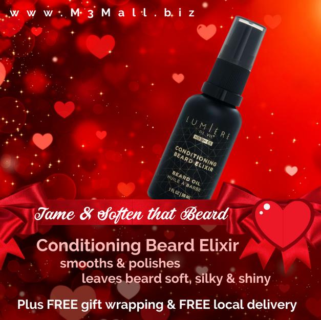 Valentine's Beard Elixir
