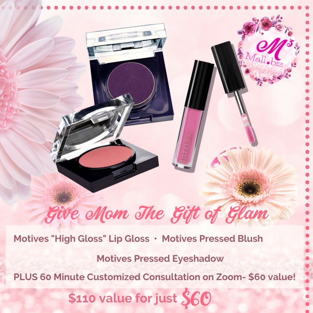 Mother's Day Full Face Gift Bundle