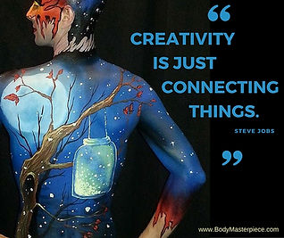 Creativity Quote by Steve Jobs