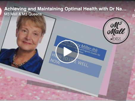 Achieving and Maintaining Optimal Health