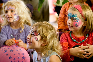 Magical Birthday Party Entertainment Granite Bay